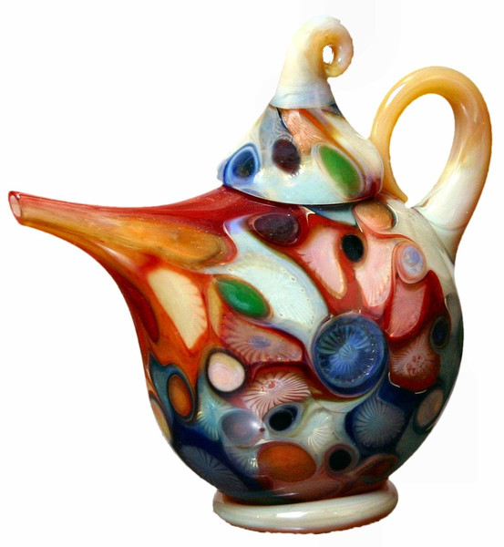Tea pot Year 2005